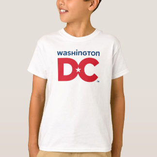 Kids Washington, DC Tshirt