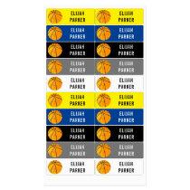Kids Waterproof School Daycare Basketball Boys Kids' Labels