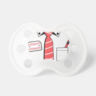 kids wear, cool design pacifier