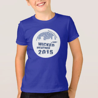 Kids Wicked Weather colored T T-Shirt