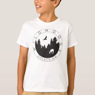Kids' Wildwoods Logo T-shirt