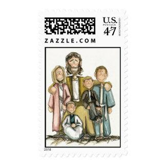 kids with Christ (af) Postage