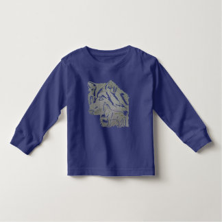 Kids Wolf T Shirts and Gifts