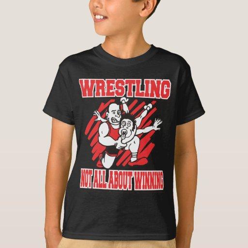 Kids Wrestling T Shirt Zazzle