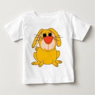 Kids Yellow Bunny Infant T-shirt