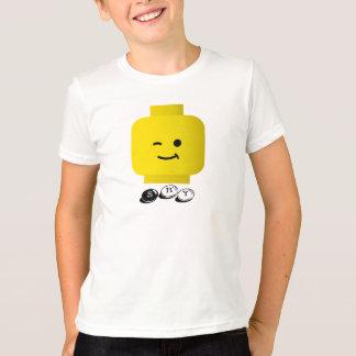 "Kids Yellow head ""Shy"" T-shirt"
