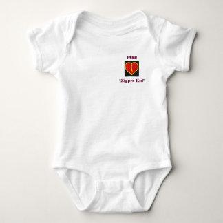 Kids YNHH Zipper Club T shirt