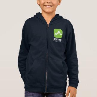 Kid's zip hoodie