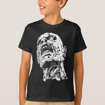 ZombieStore Kids Zombie Horror Tshirt - Walking Dead