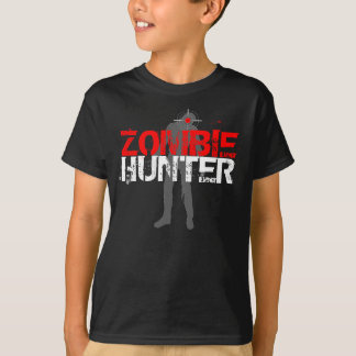Kids Zombie Hunter T-Shirt