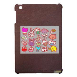 KIDS ZOO : Animal Cartoon Collections Case For The iPad Mini