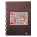 KIDS ZOO : Animal Cartoon Collections Note Book