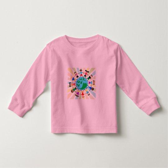 KidsLoveGlobe Toddler T-shirt