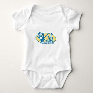KIDSnEEDnADS Baby Bodysuit
