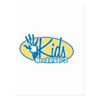 KIDSnEEDnADS Postcard