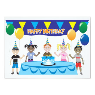 KidsParty Card