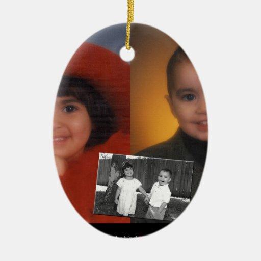 kidsslide.jpg adorno navideño ovalado de cerámica