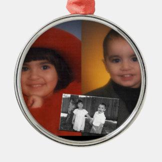 kidsslide.jpg metal ornament