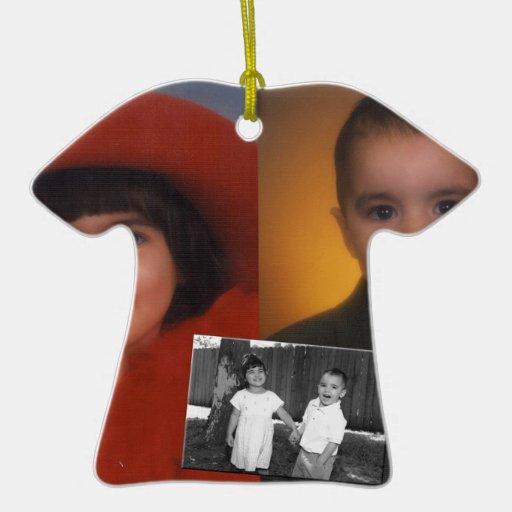 kidsslide.jpg Double-Sided T-Shirt ceramic christmas ornament
