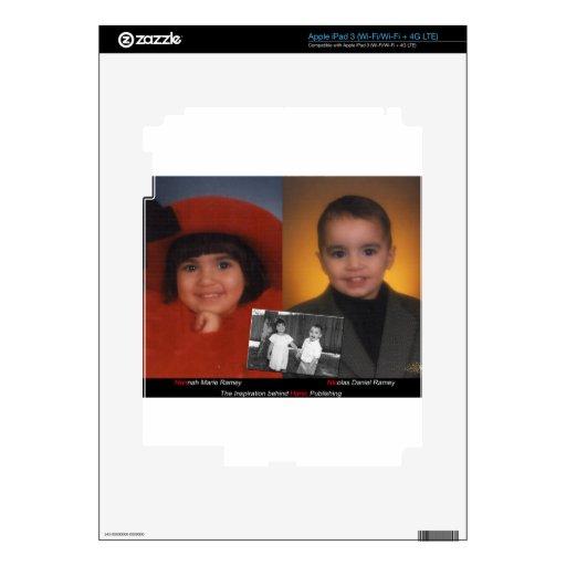 kidsslide.jpg pegatina skin para iPad 3