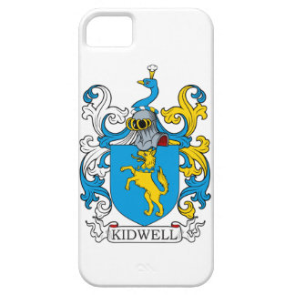 Kidwell Family Crest iPhone 5 Case