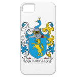Kidwell Family Crest iPhone 5 Cases