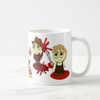Kidz espeluznante taza