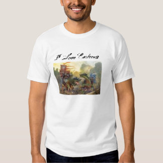 kidz graphic, I Love Cartoons Tee Shirt