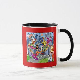 Kidzazzle SkateBoard Coffee Mug