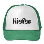 Kiefer Trucker Hat