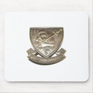 Kieffer commando - Badge 1st BFMC Mouse Pad