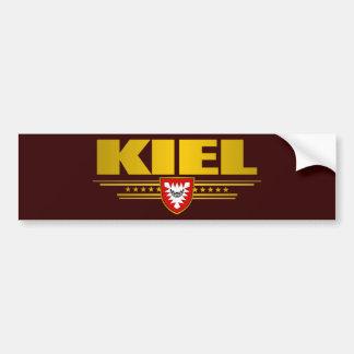Kiel Car Bumper Sticker