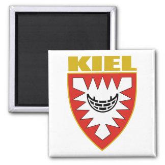 Kiel COA 2 Inch Square Magnet