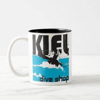 Kiel Dive Shop Coffee Mug