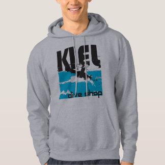 Kiel Dive Shop Hoodie Sweatshirt