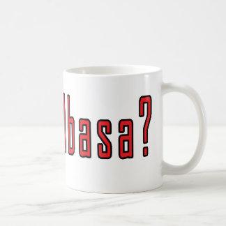 ¿kielbasa conseguido? taza de café