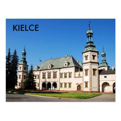 Kielce Post Card