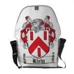 Kiely Family Crest Courier Bag