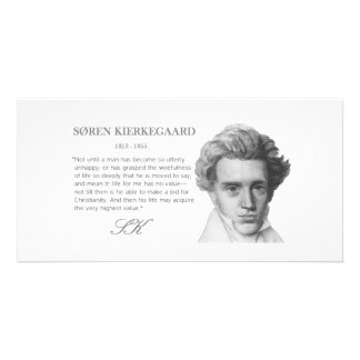 Kierkegaard—Life's Highest Value Card