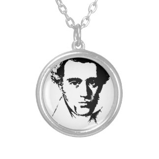 Kierkegaard Personalized Necklace