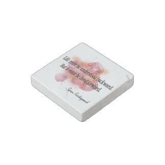 Kierkegaard Stone Magnet