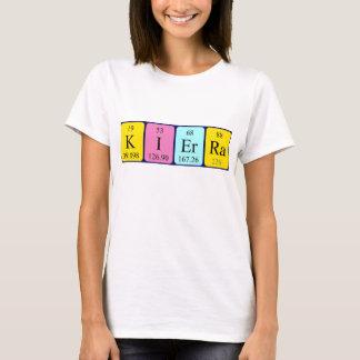 Kierra periodic table name shirt