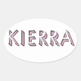 Kierra sticker