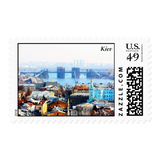 Kiev bussines and industrIal city, Kiev Postage