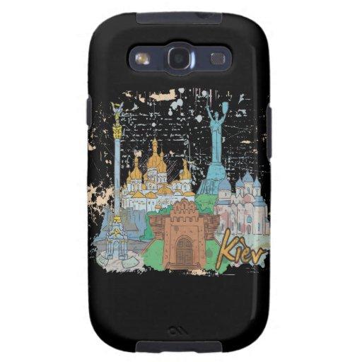 Kiev Galaxy SIII Covers
