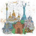 Kiev Esculturas Fotográficas