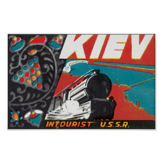 Kiev Intourist URSS Impresiones