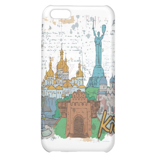 Kiev Cover For iPhone 5C