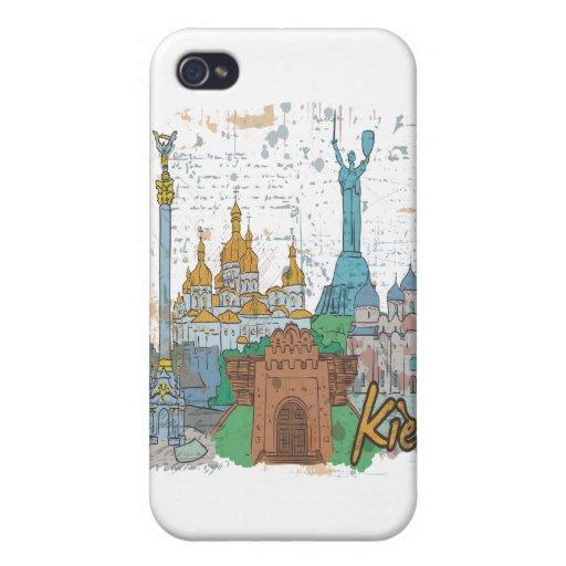 Kiev iPhone 4 Covers