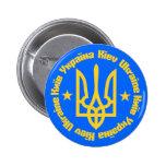 Kiev, lengua inglesa y ucraniana de Ucrania - Pins